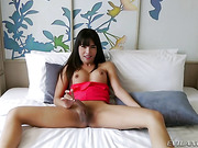 asian, dress, ladyboy, shemale