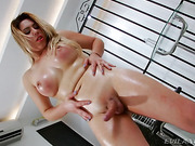 shemale, solo, tits