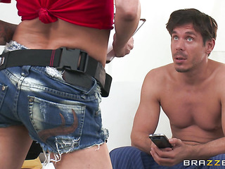 guy gets his dick