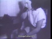 kinky, lady, pussy, vintage