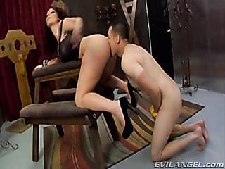 kinky mistress with fat