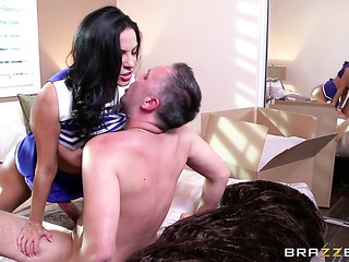 brunette wife find and