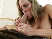blonde, hardcore, mom, wife