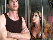 big tits, hardcore, slut, uniform