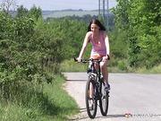 bike, solo action, teen, vanessa