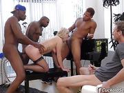 black, cuckold, interracial, wife