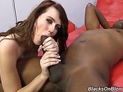 black, black cock, brunette, interracial