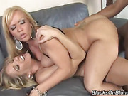 black, black cock, interracial, threesome