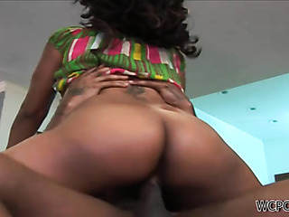 amateur black wife gets