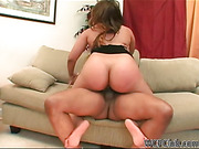 big ass, drilled, hairy, interracial