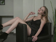 babe, black, erotica, high heels