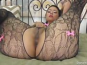 big tits, individual model, trimmed, wet