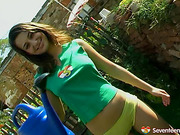 angelika, softcore, solo action, teen