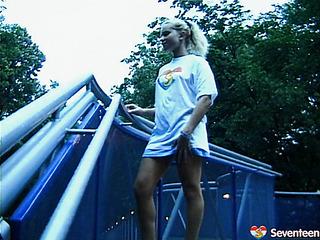 zuzana cum shot