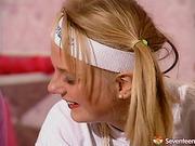 blondes, teen, threesome ffm, vintage