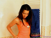 brunettes, solo action, teen, toys