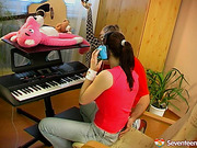blowjobs, piano, shaved, teen