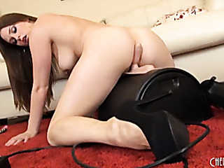 horny bitch black heels