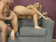darling milf takes off