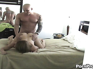 amateur chick pretty excited