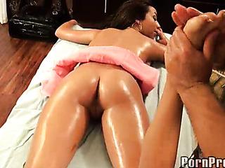 fake-tit latina impaled tight