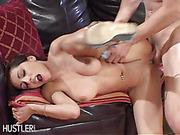 brunette, hardcore, slut, tits