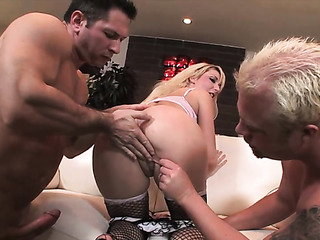 cock hungry blonde black