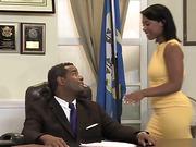 fucking, hardcore, secretary, wife