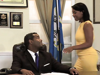 naughty president cheats her