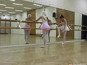 ballet, solo action, teen, toys