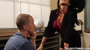 raven haired mature blackmails