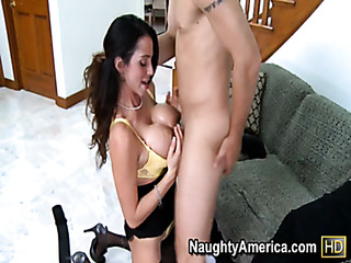 hot latina slut with