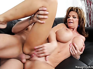 naughty older woman has