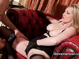 mistress captures her slave