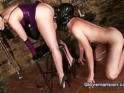 femdom, latex, mistress, slave