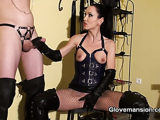 helpless slave bound and