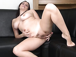 mom with hairy pussy