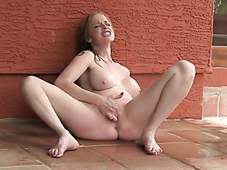 chick with pink nipples