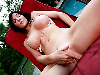 amazing babe with perfect