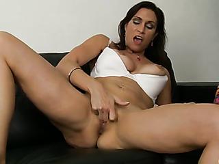 curvy housewife white panties