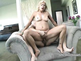 blonde lassie with skinny