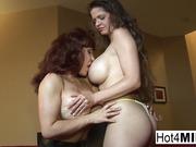 boobs, milf, stocking, tight
