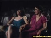 two brunette lesbians gets