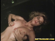 horny blonde slut spreads