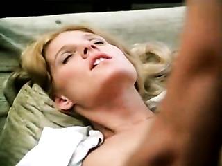 busty blonde sensually nailed