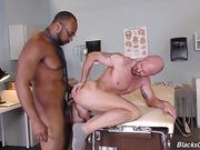 ass, gay, interracial, tight