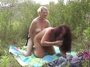 amateur, blonde, german, tanned