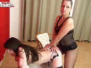 amateur, ass, german, stocking