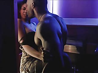 black couple goes wild