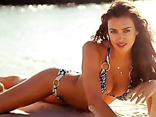 gorgeous russian model bikini